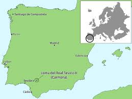 Map Of Seville Spain by New Ditched Enclosure Excavated In Southern Spain Enclosures In