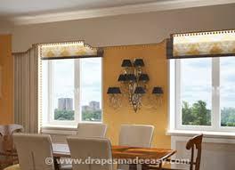 Cornice Window Treatments A Cornice Window Treatment To Enhance Your Room