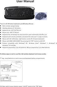 k280 wireless keyboard user manual shenzhen star sources