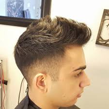 mid taper fade haircut image from httpmenshairstylesclubwp