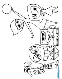 inside out coloring pages u2013 wallpapercraft