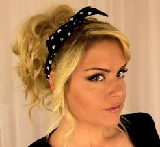 80s headbands curly hairstyles with headbands 80 s hairstyles for women curly