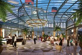 gensler reveals renderings for 250 million queen mary island