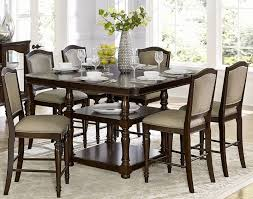 contemporary counter height table contemporary counter height dining table set amazing design of
