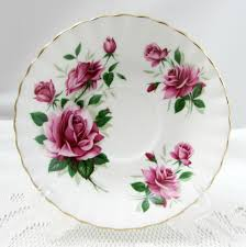 royal albert tea cup and saucer with pink roses vintage royal