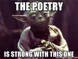 Poetry Meme - november 2017 19johnm