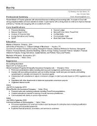 Insurance Resume Template 100 Accounting Assistant Sample Resume Download Finance Resumes