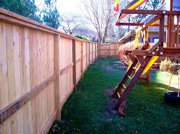interior mesmerizing best backyard fence ideas design lover
