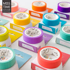 online get cheap solid washi tape aliexpress com alibaba group