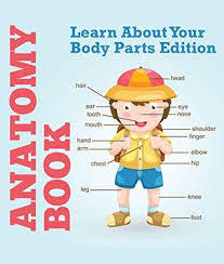 Human Anatomy And Physiology Books Anatomy Book Learn About Your Body Parts Edition Human Body