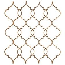 Gold Wall Decor by Alternative Wall Decor Metal Wall By Uttermost Hudson S