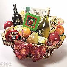 Gourmet Cheese Baskets Denver Double Colorado Wine Fruit And Cheese Basket