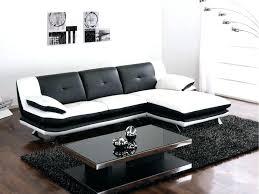 Canape D Angle Blanc Et Noir Canapac Dangle Canape D Angle Cuir Noir Et Blanc Canape D Angle Relax Canapac