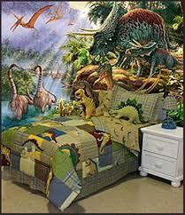 Magical Kids Room With A Dinosaur Theme Interior Design - Dinosaur kids room