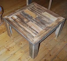 table de cuisine en palette table basse en palette au bout du bois