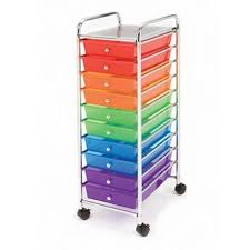19 best 10 drawer rolling cart mobile storage organizer images