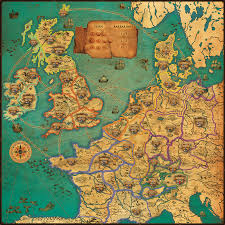 European Map Game by The Nskn Blog Part3 Warriors U0026 Traders Vs Exodus Proxima Centauri