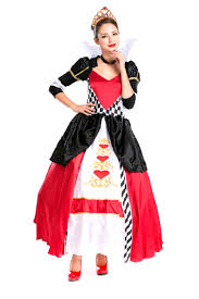online buy wholesale red queen costume from china red queen