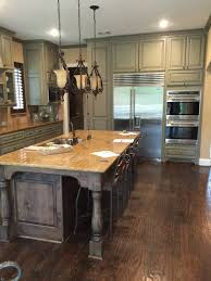 kitchens with green cabinets before u0026 after a dark gold toned home gets a fresh new look