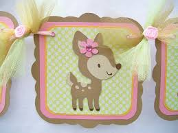 woodland creatures baby shower decorations woodland forest baby shower decorations