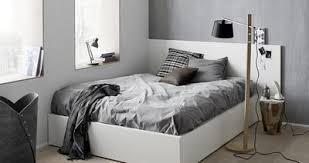 chambre lit aménager une chambre les règles à connaître côté maison