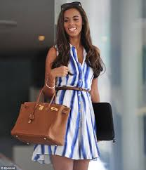 rochelle wiseman and the saturdays break out their summer