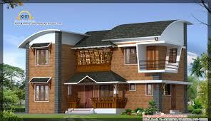 Kerala Home Design October Modern Villa Architecture 1600 Sq Ft Home Appliance