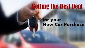 How To Get The Best New Car Deal by How To Get The Best Deal For Your New Car