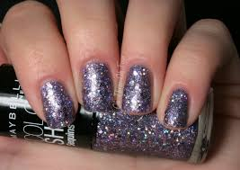 oh three oh four maybelline color show sequins lavender sparks