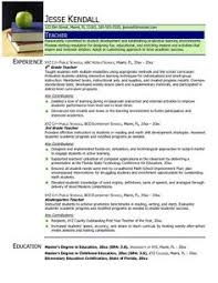 Resume Format For Overseas Job by How To Write A Resume That Will Get You Hired As An English