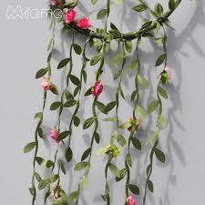 peace simulation roses vines dreamcatcher handmade