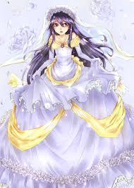wedding dress anime felutia wedding dress by rintaraz on deviantart