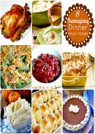 thanksgiving menu gourmet magazine best images collections hd
