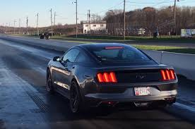 2015 mustang gt quarter mile this ecoboost mustang will take your gt350 in the quarter mile