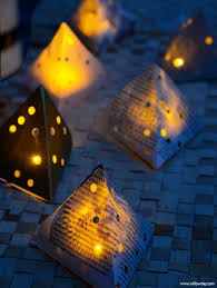 How To Make Paper Light Lanterns - paper lanterns everywhere these non flammable simply beautiful