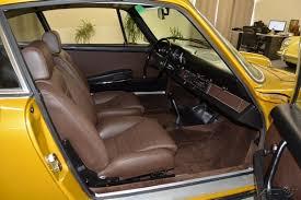 Porsche 911 Interior Color Codes 1972 Porsche 911e Sunroof Coupe German Cars For Sale Blog