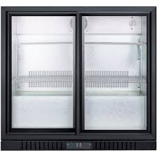 Glass Door Beverage Refrigerator For Home by Summit Scr700 6 5 Cf Undercounter Beverage Cooler W Sliding Glass