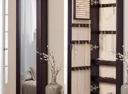 Wall Mount Jewelry Cabinet Hardwood Wall Mount Jewelry Mirror Cabinet Care Partnerships