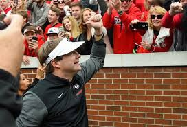 Georgia travel fan images Kirby smart georgia looking ahead to sec title game we need our jpg