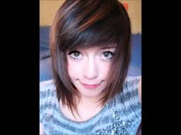 scene haircuts for curly hair short indie hairstyles for girls women medium haircut