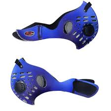 rz mask rz mask multi purpose blue regular neoprene dust mask 83337 the