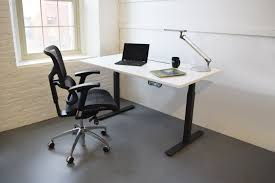 Office Furniture Adjustable Height Desk by Eco New Sit Stand Height Adjustable Desk B6006 Conklin