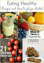 eating healthy recipes and ideas to get you started linky 51
