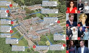 where is kensington palace eugenie s moving in to kensington palace with william harry and