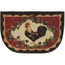 Mohawk Kitchen Rug Sets Rooster Kitchen Rug Roselawnlutheran