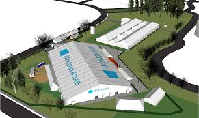 Redmond Campus Why Microsoft Is Building One Of North America U0027s Largest Tents On