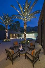 led palm tree lighting kit up to 10 palm 200 lights with