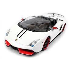 lamborghini gallardo spyder white licensed lamborghini gallardo spyder lp570 4 electric rc car 1 10