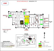 Evacuation Floor Plan Template Building Evacuation Plan Evacuation Plans