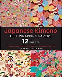 wrapping paper sheets japanese kimono gift wrapping papers 12 sheets of high quality 18